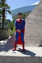 WWA 215 (Bryanakin) Tags: world costume comic cosplay wizard kingdom superman come anaheim con wwa 2011