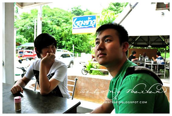Thai Restaurant, Betong Thailand