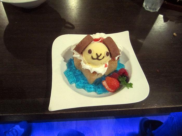 One Piece Dessert