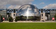 La Geode, Parc de la Villette