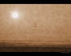sailing in the fog.........                                                Caorle Venezia 2011 (FIORASO GIAMPIETRO ITALY....) Tags: travel venice italy fog landscapes photo amazing europe italia absolutely laguna venezia spiaggia visualart italiani emozioni greatphoto panorami supershot flickrsbest fioraso colorphotoaward theunforgettablepictures viagginelmondo goldstaraward worldwidelandscapes lanebbia natureselegantshots photoshopcreativo sensationalphoto spiaggiadilevante superstarthebest scattifotografici fiorasogiampietro canondigitalixus980is platinumbestshot bestcapturesaoi obramaestra