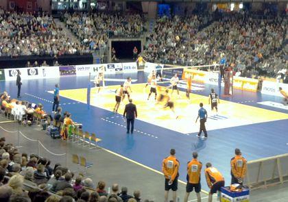 Volleyball: SCC Berlin - Friedrichshafen