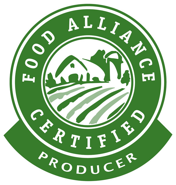 Food Alliance Certified