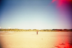 danmark (lolitanie) Tags: summer film beach strand 35mm denmark jamie northsea danish analogue 135 danmark vivitar 2009 dansk skagerrak fuji400 nordjylland lolitanie jeanmarcluneau jmluneau ultrawideandslim rdhus rdhusklit