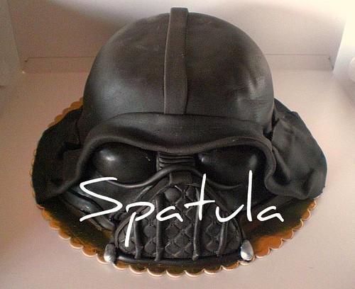 Darth Vader Pasta by Demetin spatulasi