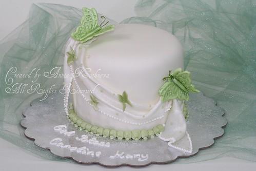 Communion cake 201105