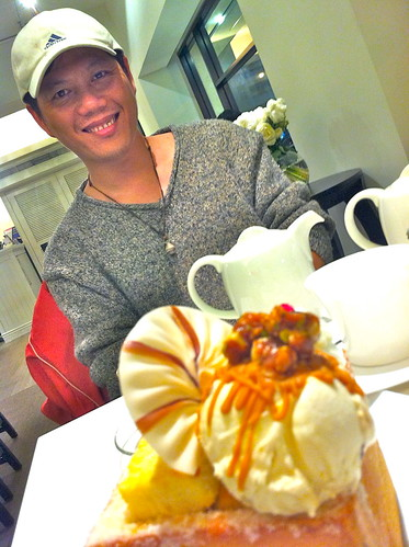許書河於DAZZLING CAFE_3