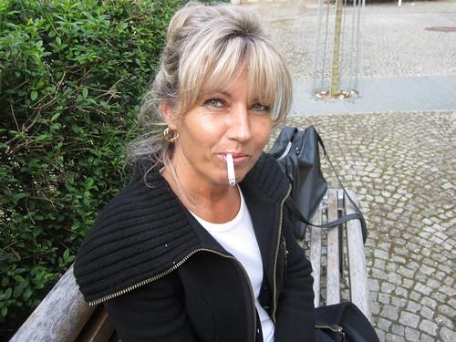 Smoking Vera 7