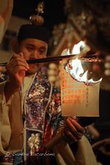 Burn is luck (Sandro_Lacarbona) Tags: voyage trip travel man festival paper taiwan burn backpacker papier sandro homme routard donggang brler tourdumonde tetedechatcom lacarbona