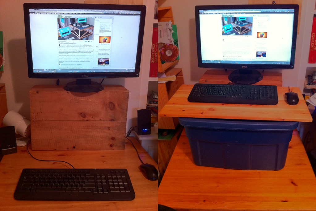 LairBob - Standing Desk