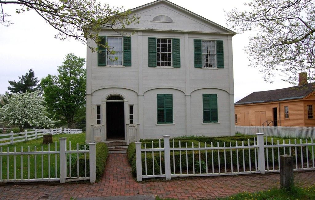 Genesee Country Museum - MacKay  Homestead