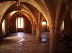 The empty room (DameBoudicca) Tags: school france window ventana fra