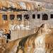 Rovine del vecchio hotel di Puente del Inca