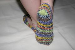 2010summer socks no.1