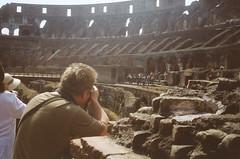 roma. ((marcusp)) Tags: trip italy rome roma italia may olympus colosseum coliseu 2011 coloseo