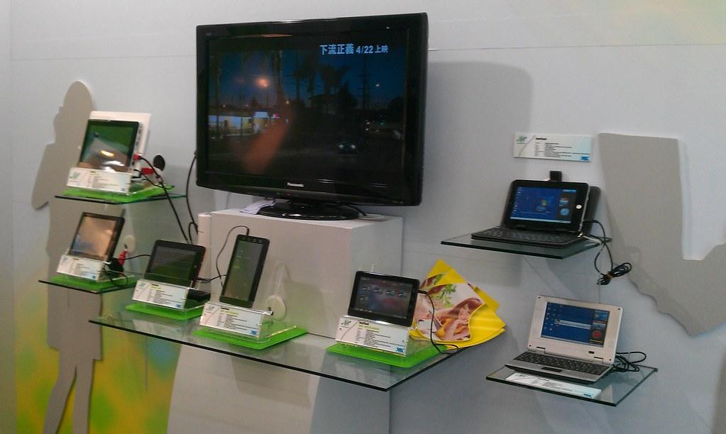 VIA QuadCore @ Computex 2011-Mobile Computing