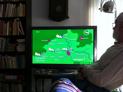 Münsterland weather report