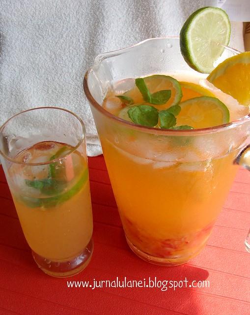 multifruitti limonada