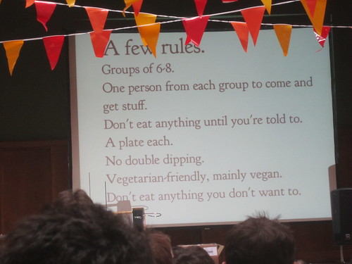 Cooking Rules - Interesting 2011