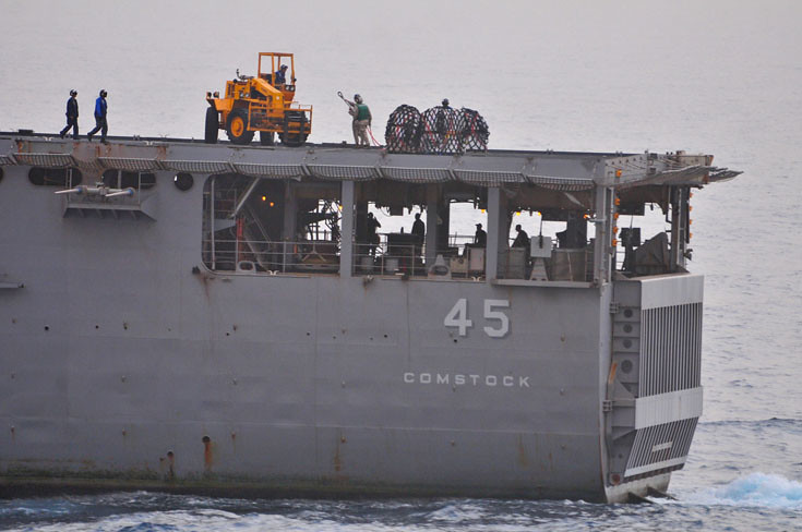USS Comstock (LSD 45)