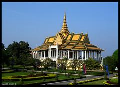 The Royal Palace (saish746) Tags: river rouge asia cambodia king khmer royal kingdom palace quay mekong sap phnom penh the tonle sisowath