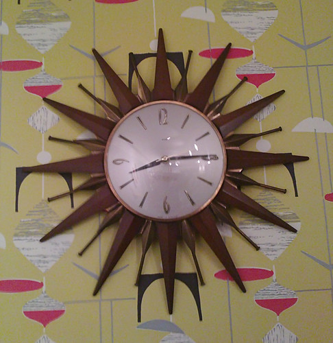 sunburstclock