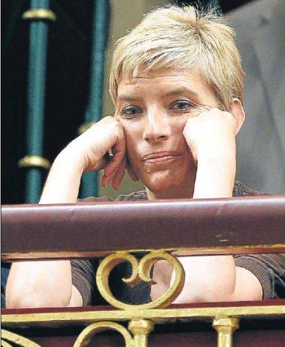 11f29 Sonsoles Espinosa Foto Ballesteros EFE Debate Nación del 28 junio 2011