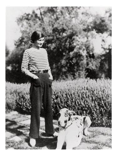 GABRIELLE CHANEL 1930MAIRIE DEAUVILLE DELPHINE BARRE