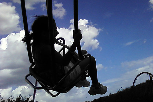 giant swing - Six Flags