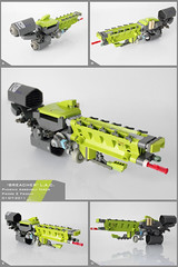 Breacher Light Assault Cruiser (Pierre E Fieschi) Tags: light ship lego pierre space assault micro spaceship fi battleship homeworld combat frigate cruiser sci microspace fieschi microscale microspacetopia