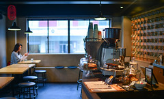 Mojo (ulterior epicure) Tags: coffee caf tokyo mojo panini kagurazaka 2014