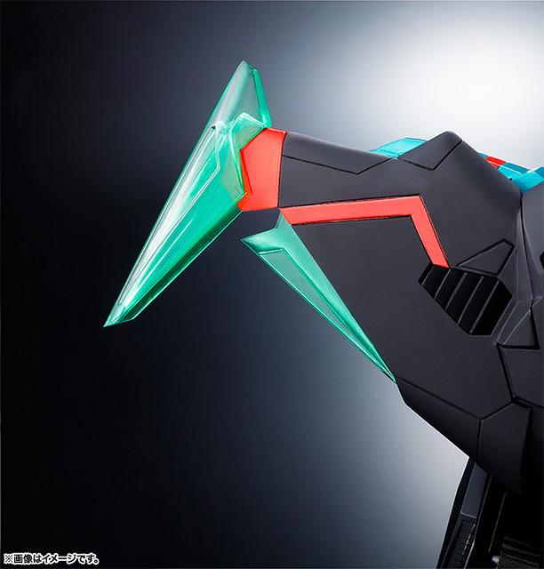 SUPER ROBOT超合金 勇者王GaoGaiGar Final GaoFighGarg