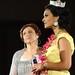 Miss America (Nina) and Mrs  America (Mary)