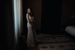 The beautiful Reem before she walked down the aisle. - www.chasewild.com (chasewildphotos) Tags: wedding photography