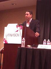 SES Speaker Rafael Hernandez