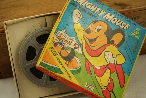 Mighty Mouse 8 MM Movie