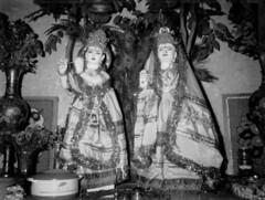 """Megha: """"Krishna and Radha"""""""