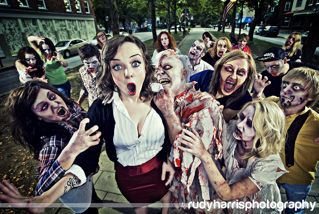 Zombies in Mainstrasse