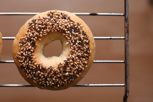 How to make a bagel...