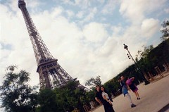 3 Parisian Things: The Eiffel Tower