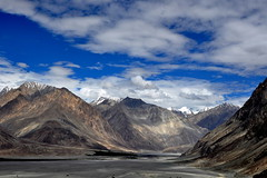 Mountains n Coulds (@mons.always) Tags: blue sky mountains clouds nikon leh ladakh d90