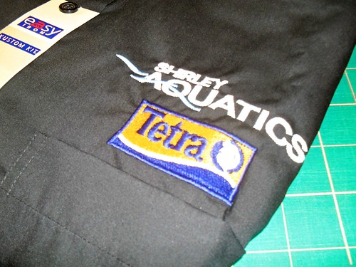 Kustom Kit Shirt Embroidery