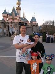 disneyland family pic :)