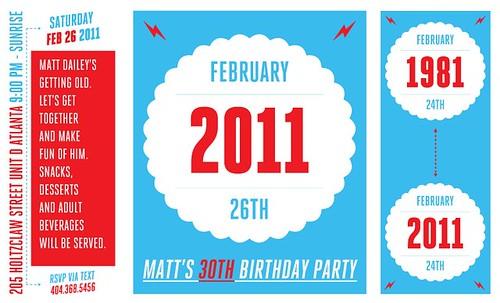 30th+birthday+invitations