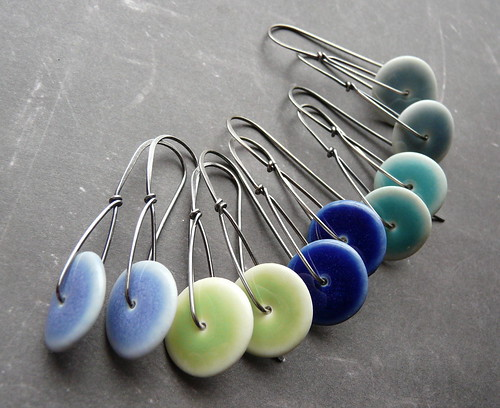 Discus Longs - Earrings