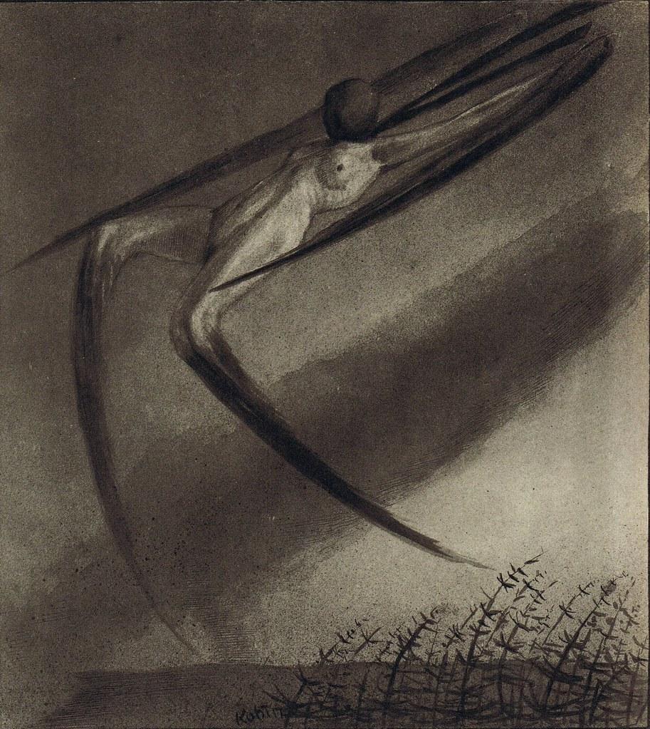 Alfred Kubin - Jede Nacht besucht uns ein Traum