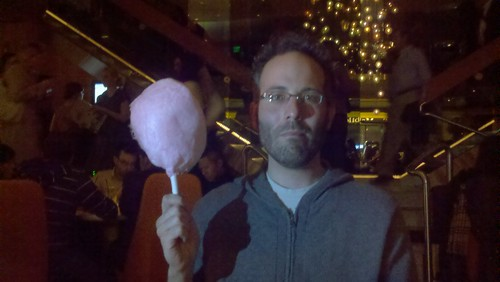 Dan likes cotton candy
