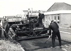 Macwilliams Barber-Greene (ronnie.cameron2009) Tags: scotland construction scottish roads inverness constructionequipment highlandsofscotland barborgreene macwilliaminverness scottishhighlandsofscotland