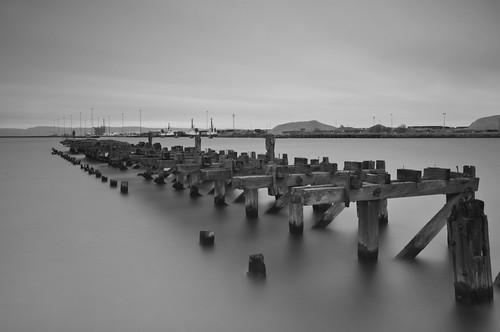 Old Pier Mono
