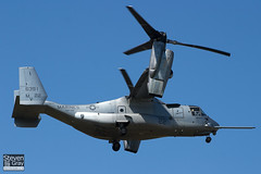 166391 - D0068 - US Marines - Bell Boeing MV-22B Osprey - 060716 - Fairford - Steven Gray - CRW_1823